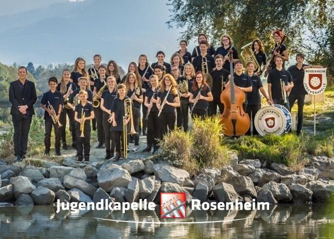 Herbstkonzert der Jugendkapelle @ Ballhaus Rosenheim